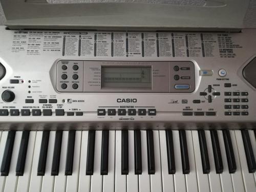 teclado casio ctk-900