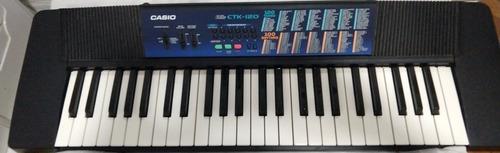 teclado casio ctk120