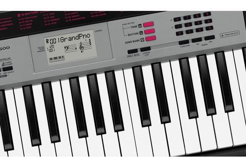 teclado casio ctk1500 musical estudo 61 teclas original