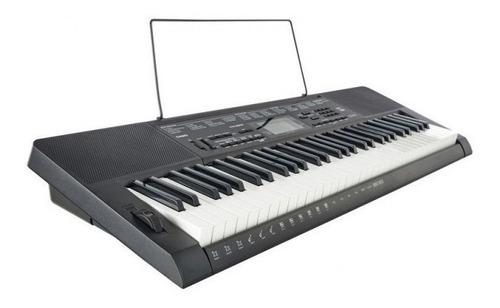 teclado casio ctk3500 + fuente + soporte+funda acolchada of