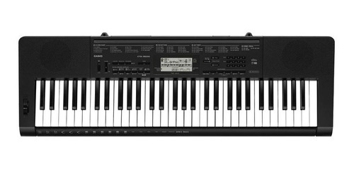 teclado casio ctk3500 k2 61 teclas + fonte bivolt ctk 3500