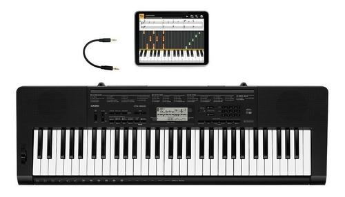 teclado casio ctk3500 sensitivo 5 octavas + fuente envio