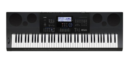 teclado casio digital workstation wk-6600
