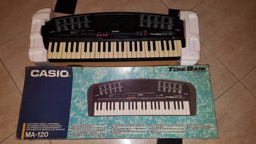 teclado casio ma-120