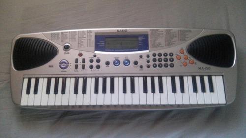 teclado casio ma-150