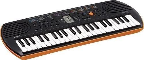 78ebc7313d5f2 Teclado Casio Sa 76 Niños Piano Infantil Instrumento Musical ...