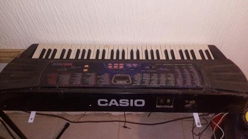 teclado casio sandy e junior