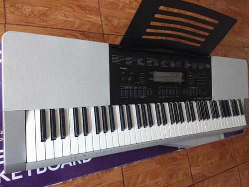 teclado casio wk-220