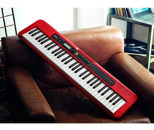 teclado casiotone ct-s200rd