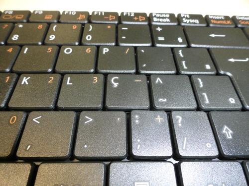 teclado cce/positivo/toshiba mp-07g38pa-886