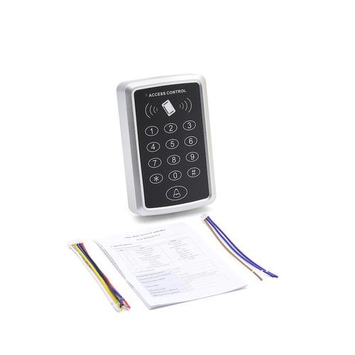 teclado cerradura control acceso porton digital electronica