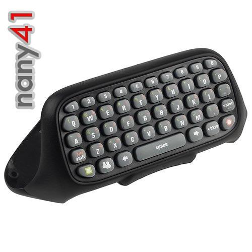 teclado chatpad xbox 360 microsoft original xbox live messen