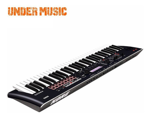 teclado combo sintetizador korg kross 2 61 + soporte + cuota