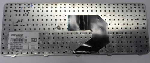 teclado compaq cq43 cq57 - hp g4 g6 430 r15 630s aer15600010