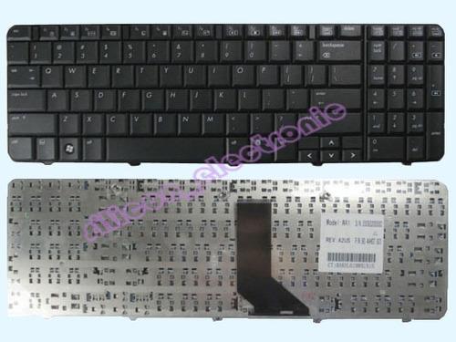teclado compaq cq60 negro ingles entrega inmediata nuevo