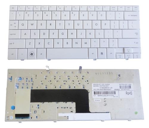 teclado compaq mini cq10-1000 cq10-1000la 1100la v100226fs1