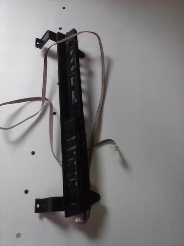teclado completo  tv semp toshiba lc 4058fda