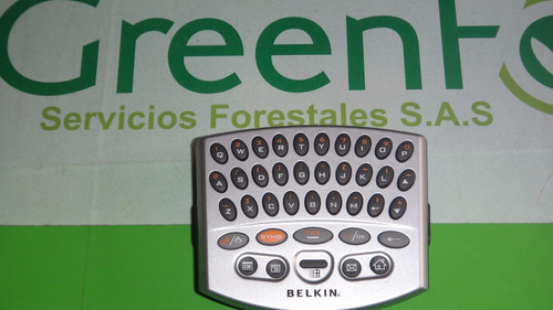 teclado computadora de bolsillo x50/x51 marca belkin