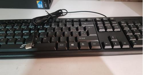teclado con cable usb barato