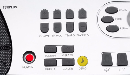 teclado con funcion de aprendizaje es musical y profesional