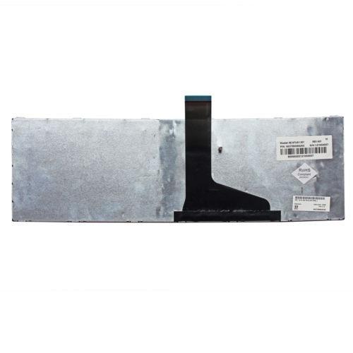 teclado con marco para toshiba satellite l855-s5368 s5243 l8