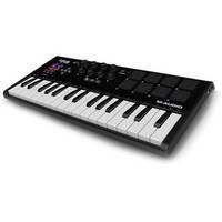 teclado controlador midi 32 teclas axiom air mini 32 m-audio