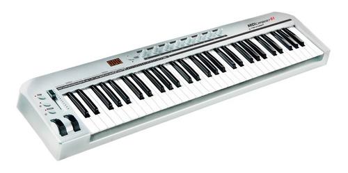 teclado controlador midi feninger 61 teclas 5 octavas usb