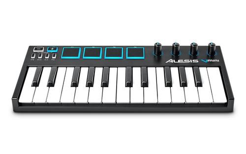 teclado controlador midi tecla
