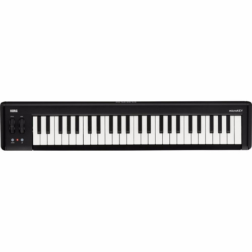 teclado controlador midi usb microkey2 49 korg