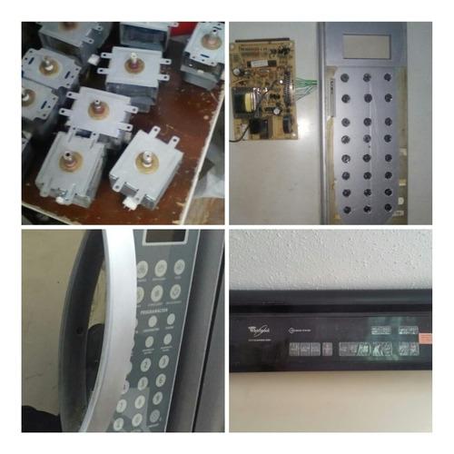 teclado de cocinas y hornos whirlpool, ge reparacion 100%