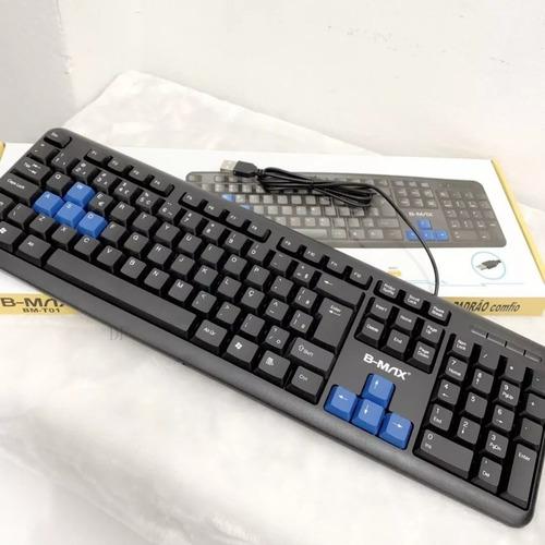 teclado de computador positivo e notebook universal usb