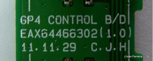 teclado de funções lg 55lm6400 eax64466302(1.0)