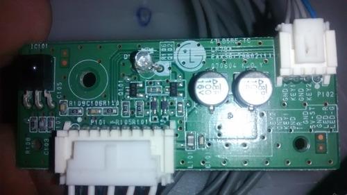 teclado de funções + sensor lg 42lb9rta eax38468801(1)
