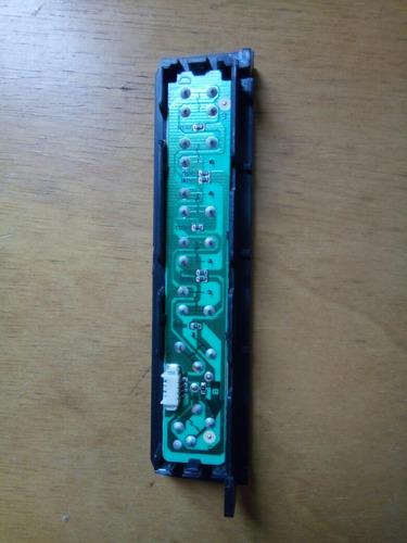 teclado de funções - tv hisense ltdn48k20dam