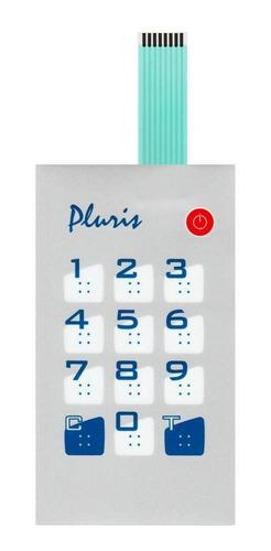 teclado de membrana balança filizola modelo pluris antigo 13 teclas