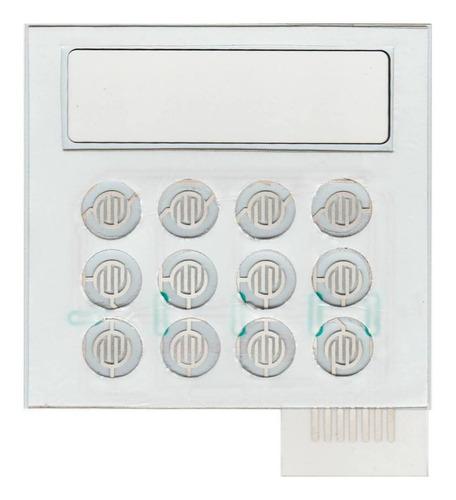 teclado de membrana contadores eagle séries cx200 e cx300