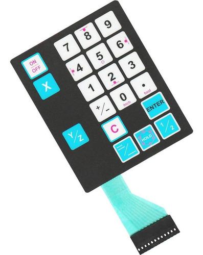 teclado de membrana para o comando fagor nv 20