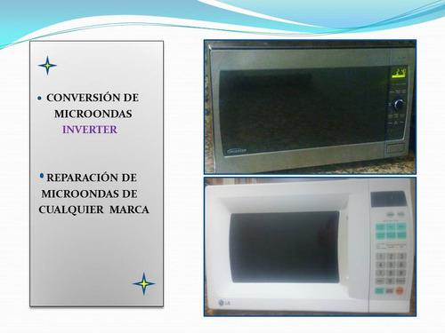 teclado de microondas y servicio técnico  microondas
