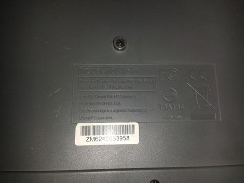 teclado de pc, marca genius; para reparar o repuestos usado