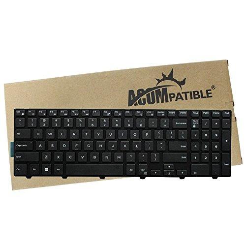 teclado de repuesto acompatible para dell