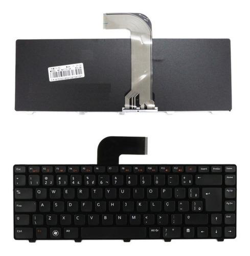 teclado dell 14r n4050 n4110 vostro 3350 3450 3550 3555 ç
