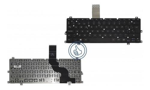 teclado dell inspiron 11-3000 3152 3157 negro español