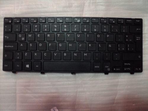 teclado dell inspiron 14 7000 / 14 7447 español original
