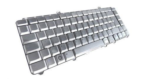 teclado dell inspiron 1400 1420 1520 1525 prata abnt2 com ç