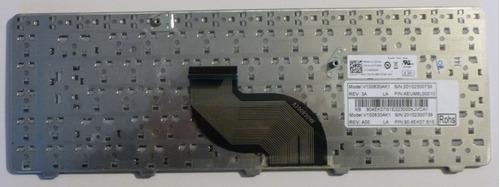 teclado dell inspiron 14r 14v n4010 n4020 n4030 n5030 br ç