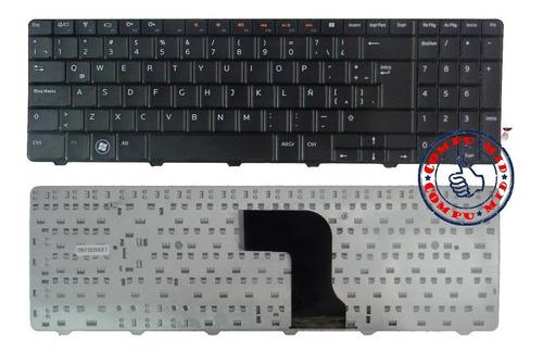 teclado dell inspiron 15r n5010 m5010 español