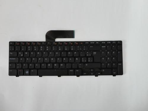 teclado dell inspiron 15r n5110 5110 series negro español