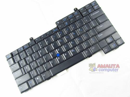 teclado dell inspiron 600m 500m 510m 8500 8600 9100 nuevo