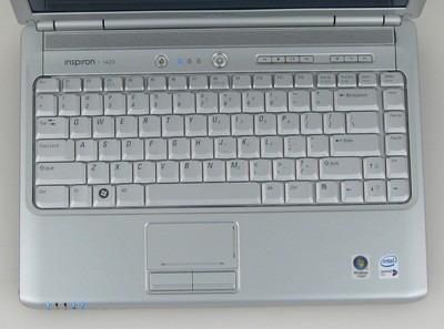 teclado dell inspiron plata 1420, 1520, 1521, 1525 español