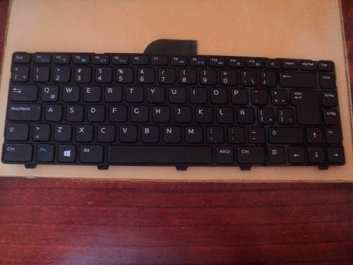 teclado dell latitude 3440 en español original excelente